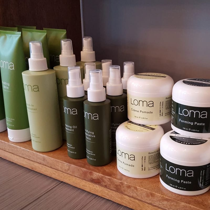 Loma hair care products now in stock
